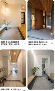 玄関廻りのデザインと水廻りの収納:画像