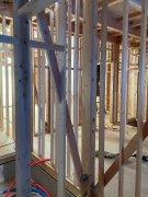 木造設計の界壁遮音性を高める:画像