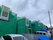 江俣貸家新築7棟棟上げ完了:画像