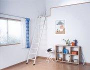 ロフトはしご〜らくらくスライドタイプ〜:画像