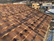 瓦屋根が仕上がりました!:画像