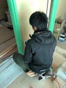 木工事中:画像