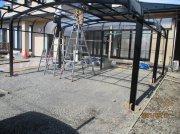 カーポート工事と玄関アプローチ工事:画像