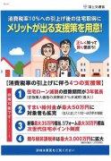 消費税率10%時の住宅取得支援策:画像