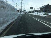 尾花沢の雪:画像