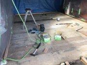 和室床の改装工事中?:画像