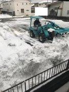〜除雪作業〜:画像