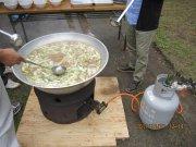 よいいえSE会の芋煮会:画像