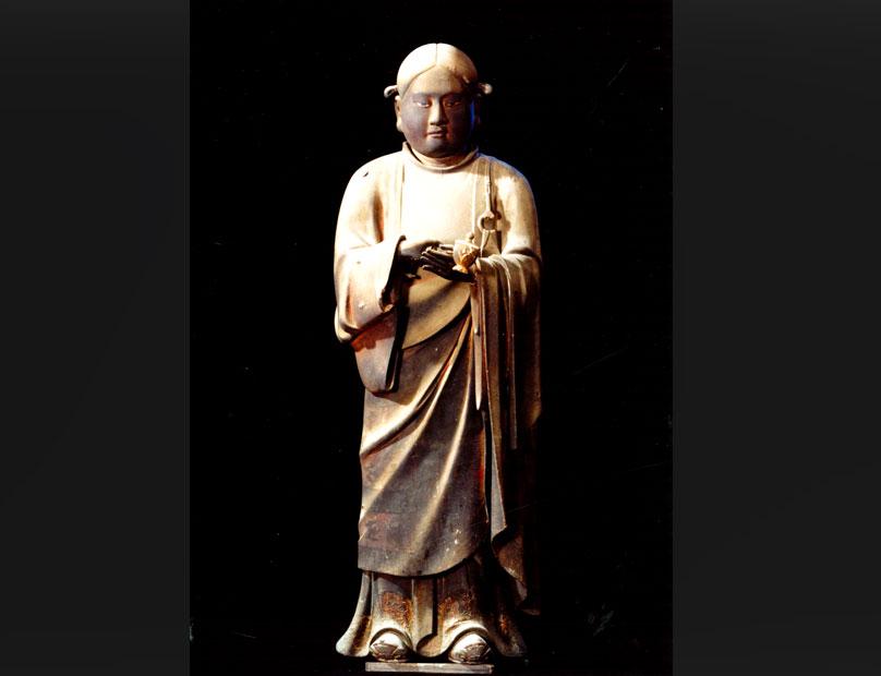木造聖徳太子立像