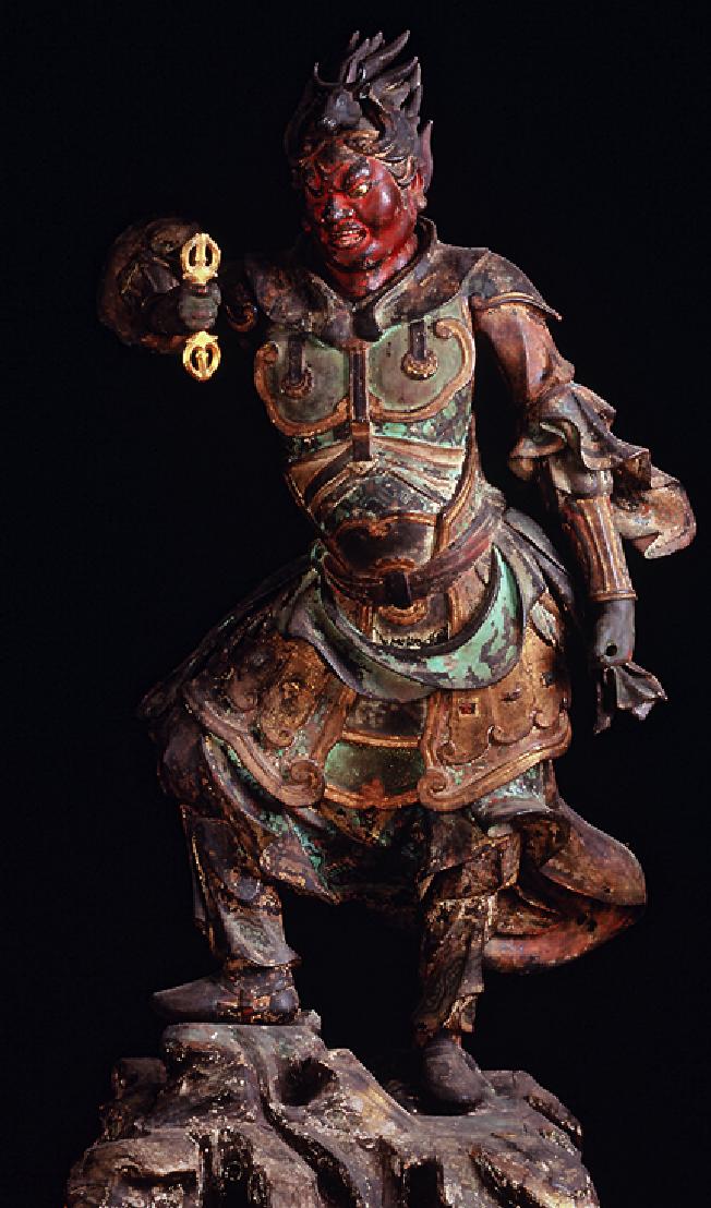 慈恩寺の仏像