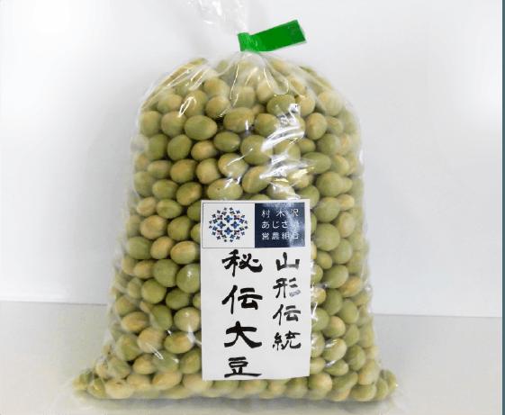 秘伝大豆(500g)