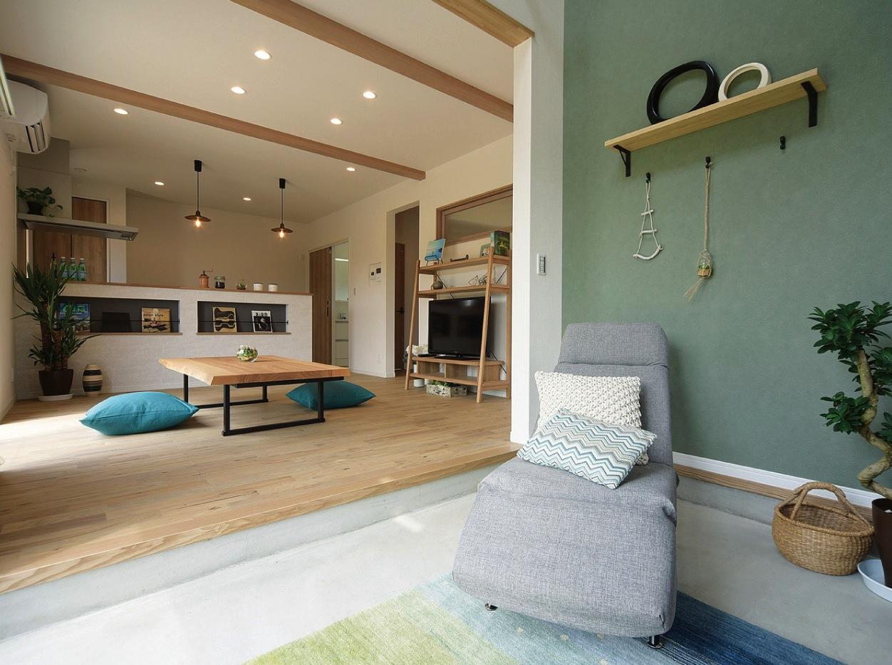 n-mode|新世代のためのシンプルなモダニズム住宅。