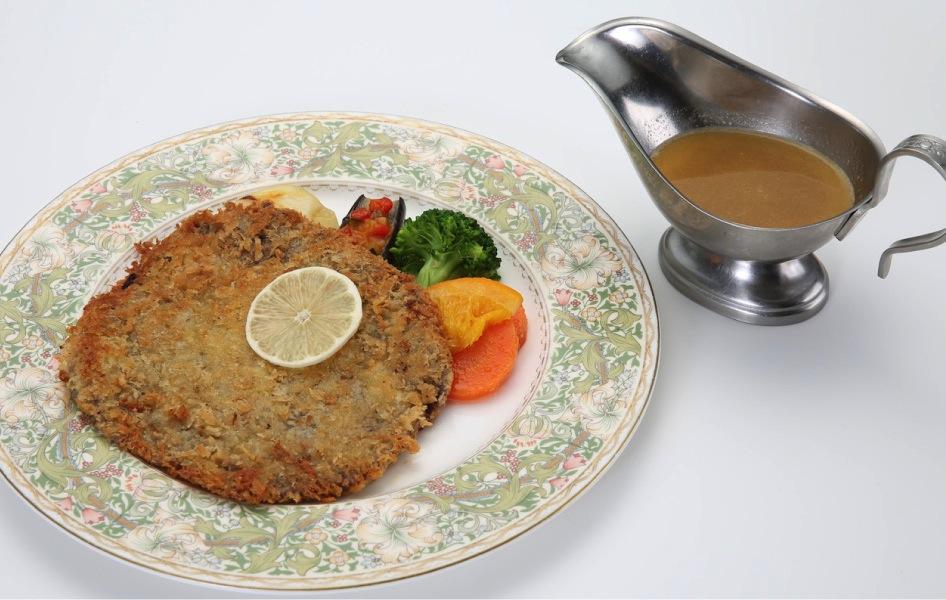 米沢牛ヒレ肉のエスカロップコース