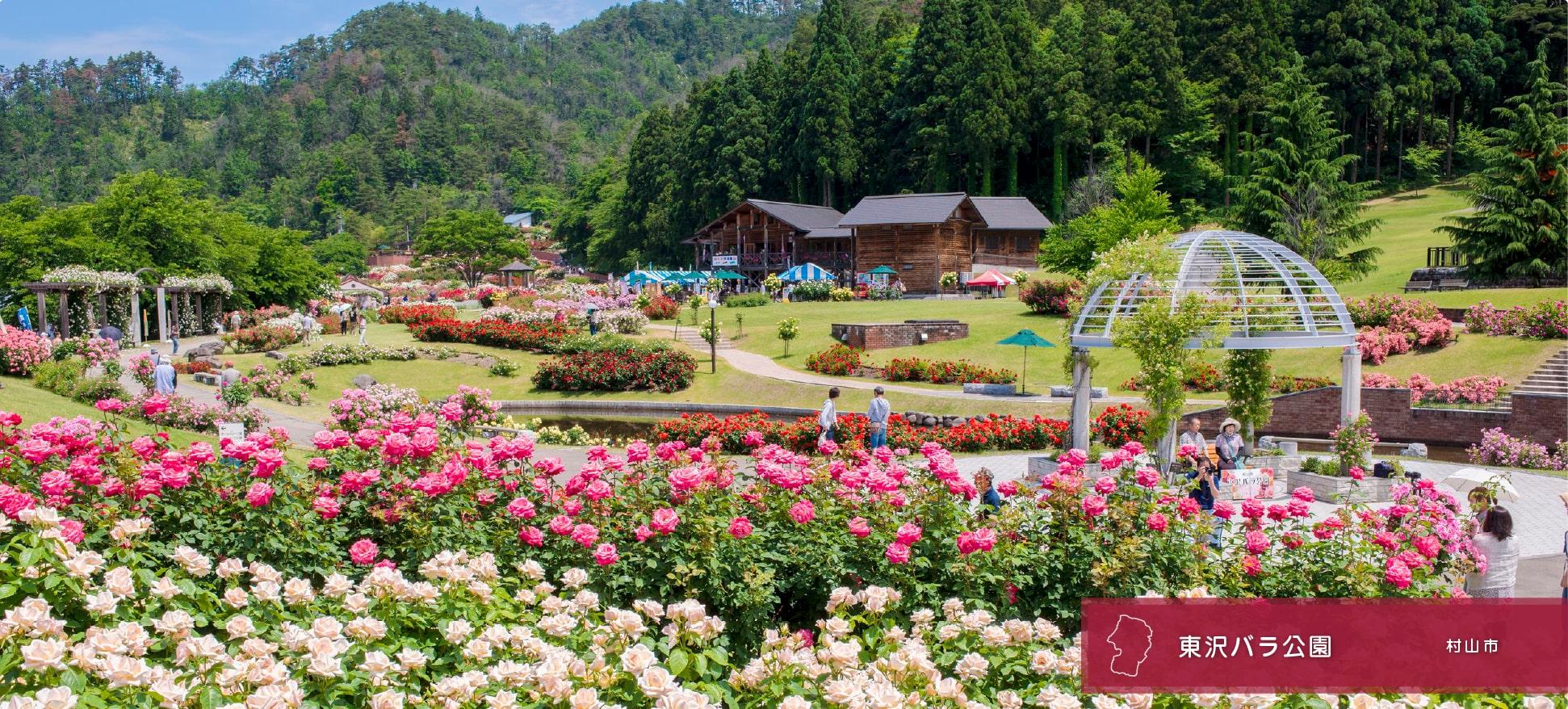 東澤玫瑰公園