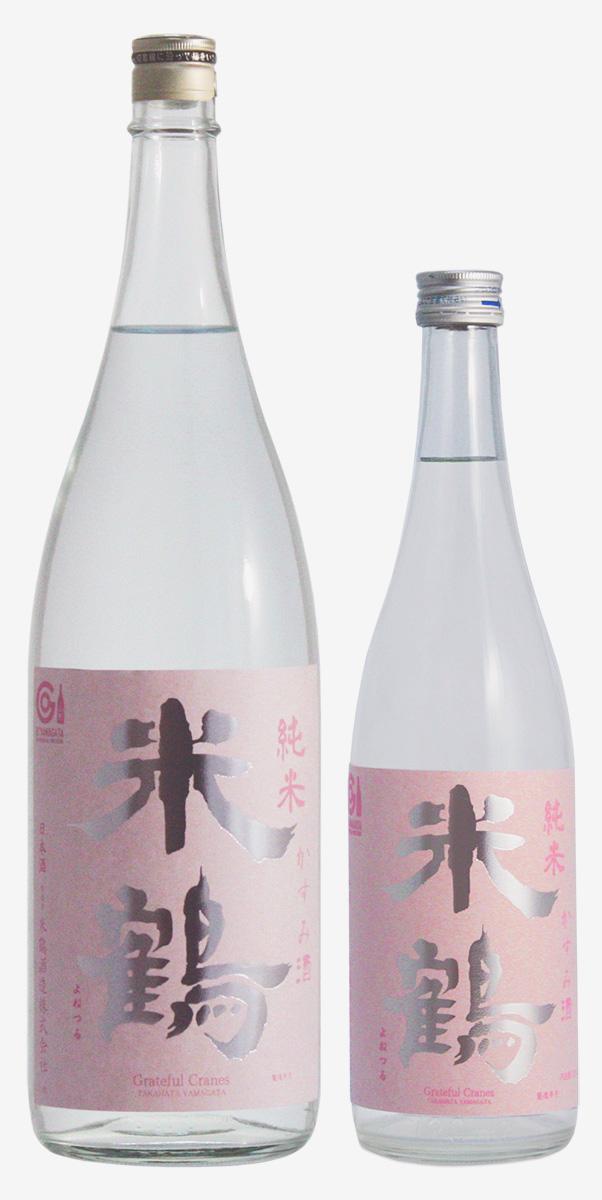 米鶴 純米かすみ酒